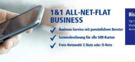 1und1 Business Allnet Flat Handyvertrag
