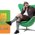 Klarmobil Allnet Flat – Handyvertrag im Telekom D1 Netz mit bis zu 10 GB Daten