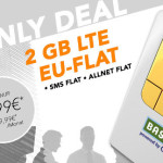 Base Deal 2GB EU Allnet Flat Festnetznummer