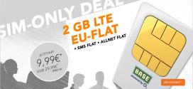 Base Deal: Allnet Flat mit EU Roaming & Festnetznummer für 9,99 €