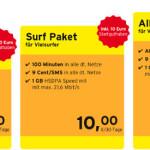 congstar Prepaid Allnet Flat Paket