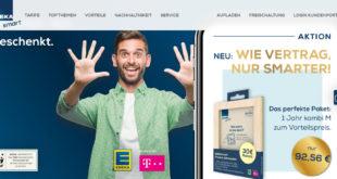 edeka Smart gibt WLAN Call und VoLTE frei