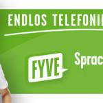 Fyve Prepaid Sprach-Flatrate
