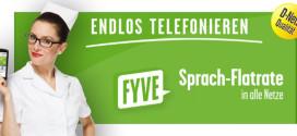 Fyve Allnet Flat – D2 Prepaidkarte ohne feste Vertragsbindung