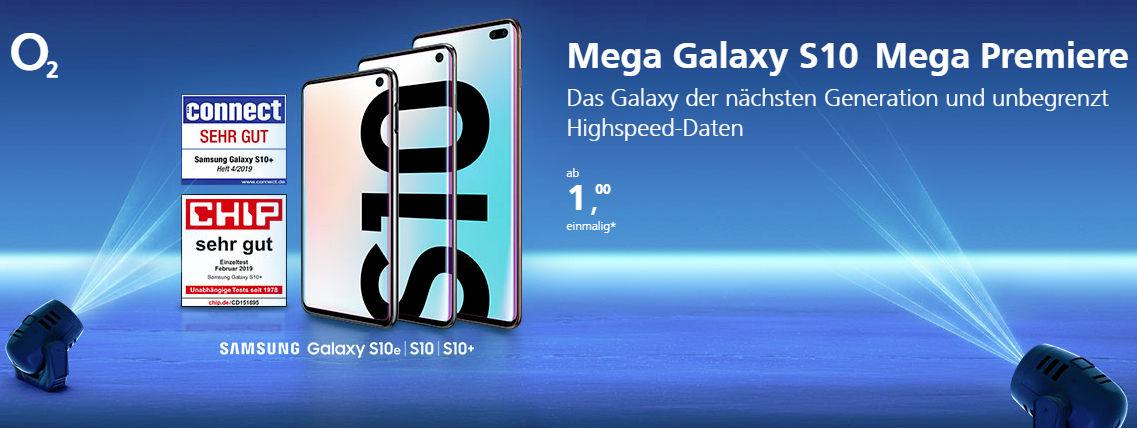 Galaxy S10 o2 Free Unlimited
