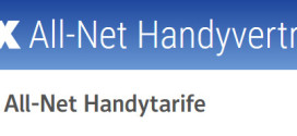 GMX All-Net-Flat Handyvertrag