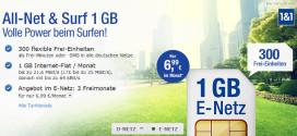 GMX (WEB.DE) All-Net & Surf Handytarife mit LTE und 3 Freimonaten