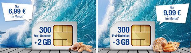 GMX WEB.DE All-Net & Surf L und XL