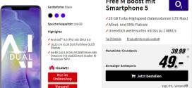 Huawei Mate 20 Pro mit Allnet Flat Vertrag