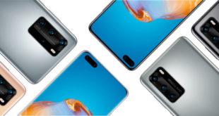 Huawei P40 Pro Vertrag