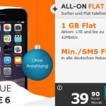 iPhone 6 Simyo Allnet-Flat