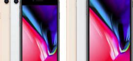 iPhone 8 (Plus) mit 2GB Vodafone Allnet Flat Vertrag für mtl. 36,99 €