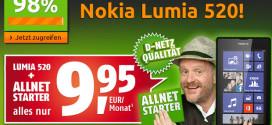Klarmobil Allnet-Starter-Netzwechsel