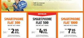Klarmobil Smartphone Flat 50 Prozent Rabatt