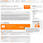 Mein Simyo Online-Verwaltung
