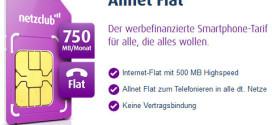 Netzclub Prepaid Allnet Flat