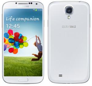 Samsung Galaxy S4 mit Vertrag