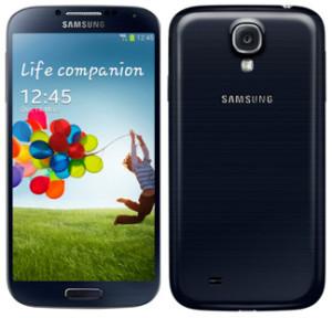 Samsung Galaxy S4 schwarz
