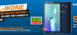 Saturn Galaxy S6 Edge Plus Vodafone Allnet Flat