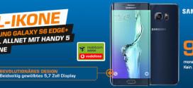 Saturn Galaxy S6 Edge Plus Vodafone Allnet Flat