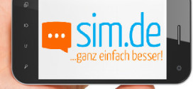 sim.de LTE All Flats im Telefónica Netz ab 5,99 €: Test & Erfahrungen