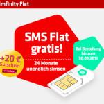 Simfinity Allnet Flat Aktion