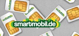 Smartmobil Allnet Flat Tarife im O2 oder D2 Mobilfunknetz