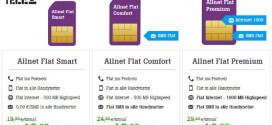 Tele2 Allnet Flat Aktion Rabatt