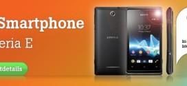 Sony Experia E im Tele2 Handy-Shop