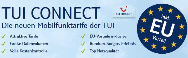 TUI Connect Handytarife Allnet Flat