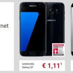 VfL Bochum Tarif: D-Netz Allnet Flat mit Galaxy S7 für 18,48 Euro