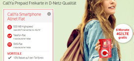 Vodafone Callya Prepaid Allnet Flat LTE