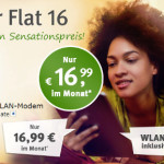 WEB.DE - 1&1 DSL Power Flat 16